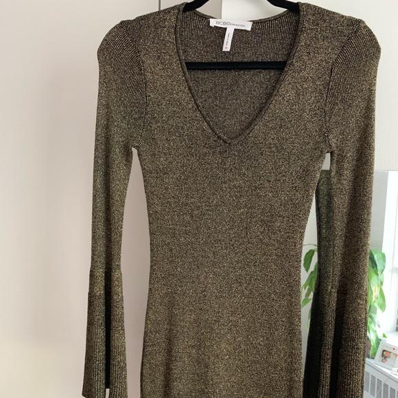 BCBGeneration Dresses & Skirts - BCBG stretchy fitted dress.